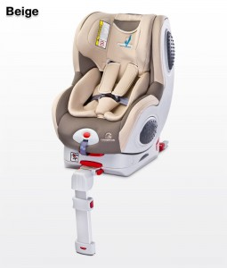 CARETERO CHAMPION ISOFIX